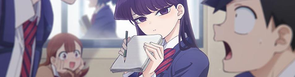 Komi-san wa Comyushou desu